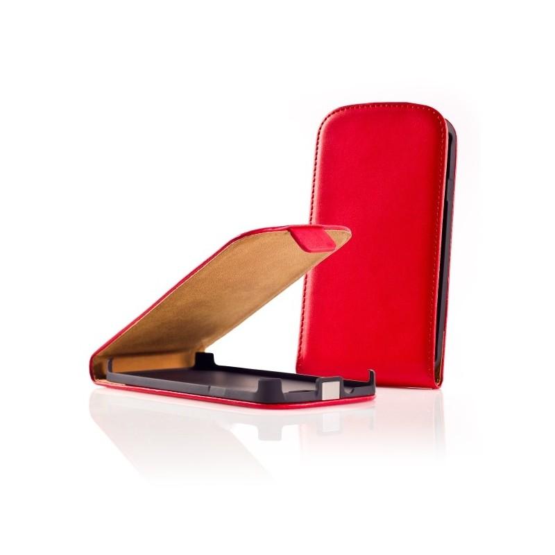 etui samsung galaxy note 3 n9000 rouge destination telecom. Black Bedroom Furniture Sets. Home Design Ideas
