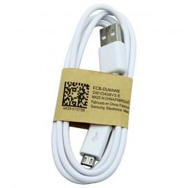 Câble Samsung tab pro 10.1 origine blanc