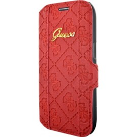Etui Samsung Galaxy Ace 4 g357 Guess rouge