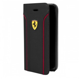 Etui iphone 6/6s Ferrari Fiorano noir Power batterie 3000mAh