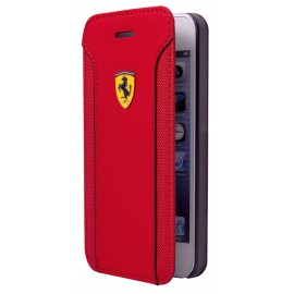 Etui iphone 6/6s Ferrari Fiorano rouge Power batterie 3000mAh