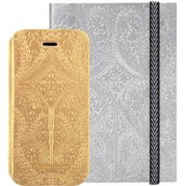 Pack Christian Lacroix pour iPhone 6 / 6s doré