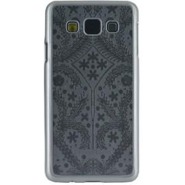 Coque galaxy a3 Samsung Paseo Oro y Plata Christian Lacroix