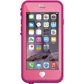 Coque iPhone 6/6s Lifeproof rose