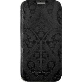 Etui Samsung Galaxy s6 Christian Lacroix Folio Paseo Jais