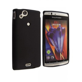 Coque Sony Ericsson Arc Arc s noir