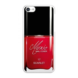 Coque iphone 6/6s vernis rouge