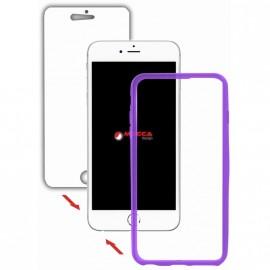 Coque iphone 6/6s intégrale violette