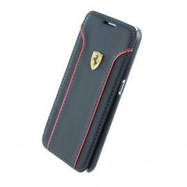 Etui Samsung Galaxy S6 Ferrari Fiorano noir