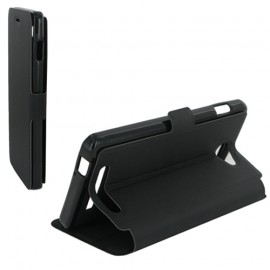 Etui Archos 50B helium 4g Book case stand noir