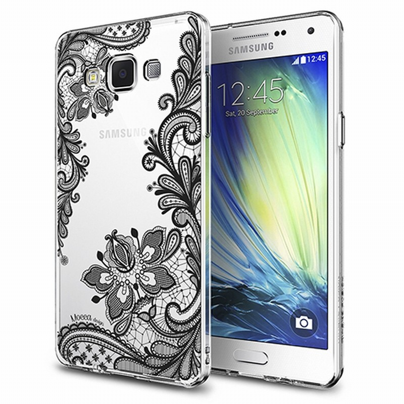 coque samsung galaxy a8 crystal dentelle destination telecom. Black Bedroom Furniture Sets. Home Design Ideas