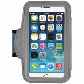 Etui Brassard iphone 6 plus / 6s plus néoprène gris