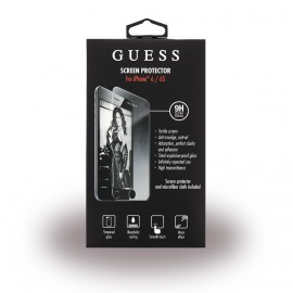 Film iphone 6 / 6s Guess en verre trempé