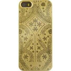 Coque iPhone 5 / 5S / SE Paseo Oro y Plata dorée de Christian Lacroix