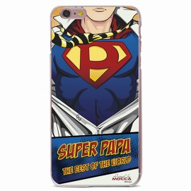 COQUE IPHONE 6 / 6S CRYSTAL SUPER PAPA