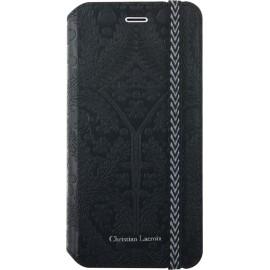 Etui iPhone 7 Folio Paseo de Christian Lacroix Noir