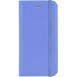 Etui iPhone 6 Moleskine Folio bleu