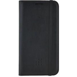 Etui Samsung Galaxy S6 G920 Folio Moleskine noir