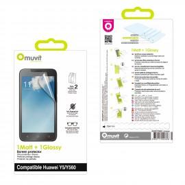 Film Huawei Y5 / Y560 Muvit matt et glossy
