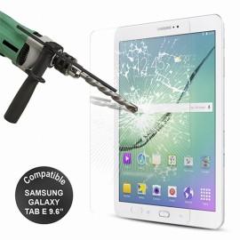 Film Samsung Galaxy Tab E 9-6 en verre trempé