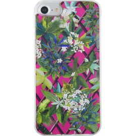 Coque iPhone 7 Christian Lacroix Canopy rose