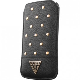 Pouch universel Guess noir taille L collection Studded