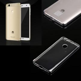 Coque Huawei Nova silicone transparente