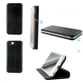 Etui iPhone 7 Plus folio Business noir
