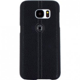 Coque Samsung Galaxy S7 G930 Façonnable bouton laqué noir