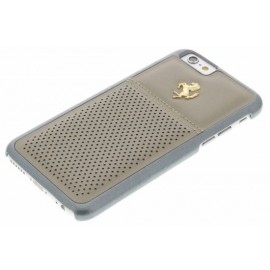 Coque iphone 6 / 6s Ferrari GTB Taupe