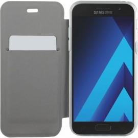 Etui Samsung Galaxy A5 A520 2017 folio crystal noir de Bigben