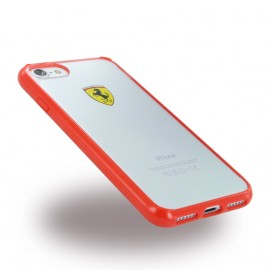 Coque iphone 7 Ferrari Racing Shield