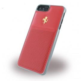 Coque iphone 7 plus Ferrari GT Berlinetta rouge