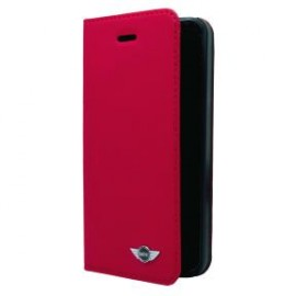 Etui folio iPhone 5 / 5S / SE MINI Rouge