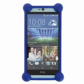Bumper Universel silicone bleu