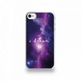 Coque  iPhone 4/4S Silicone motif I Dream