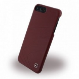 Coque Apple iPhone 7 Plus Rouge Mercedes Benz Organic II MEHCP7LCLRE