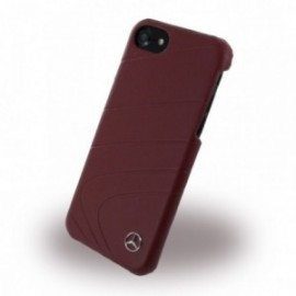 Coque Apple iPhone 7 Rouge Mercedes Benz Organic II MEHCP7CLRE