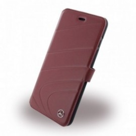 Etui Apple iPhone 7 Plus Mercedes Benz Organic I MEFLBKP7LCLRE folio rouge