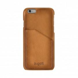 Coque iPhone 6 / 6s bugatti cuir Londra sable