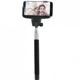 Perche télescopique avec déclencheur photo sans fil de Bigben