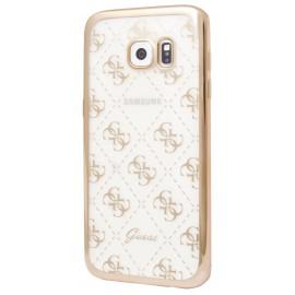 Coque Samsung Galaxy S7 G930 Guess Tpu gold