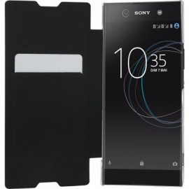 Etui Sony Xperia XA1 Ultra folio noir de Bigben