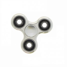 SPINNER ANTI STRESS CHROME ARGENT