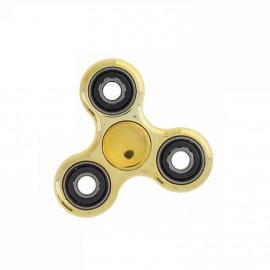 SPINNER ANTI STRESS CHROME GOLD