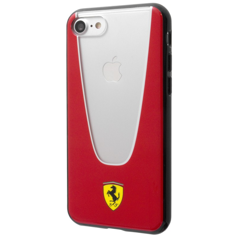 coque iphone 7 ferrari aperta rouge destination telecom. Black Bedroom Furniture Sets. Home Design Ideas