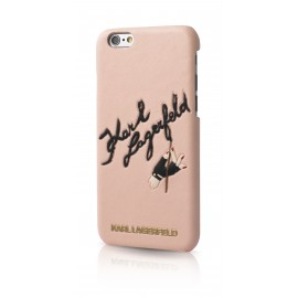 Coque iPhone 6 / 6s Karl Largerfeld The Artist Signature