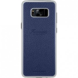 Coque Samsung Galaxy S8 Façonnable bleue collection French Riviera