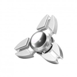 SPINNER ANTI STRESS METAL GRIS STYLE SHURIKEN