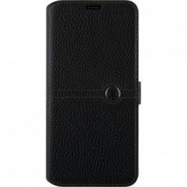 Etui Samsung Galaxy S8 plus G955 Façonnable folio noir